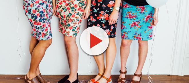 Las faldas que son tendencia esta primavera y verano