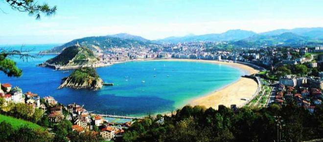 Cinco joyas de la costa española
