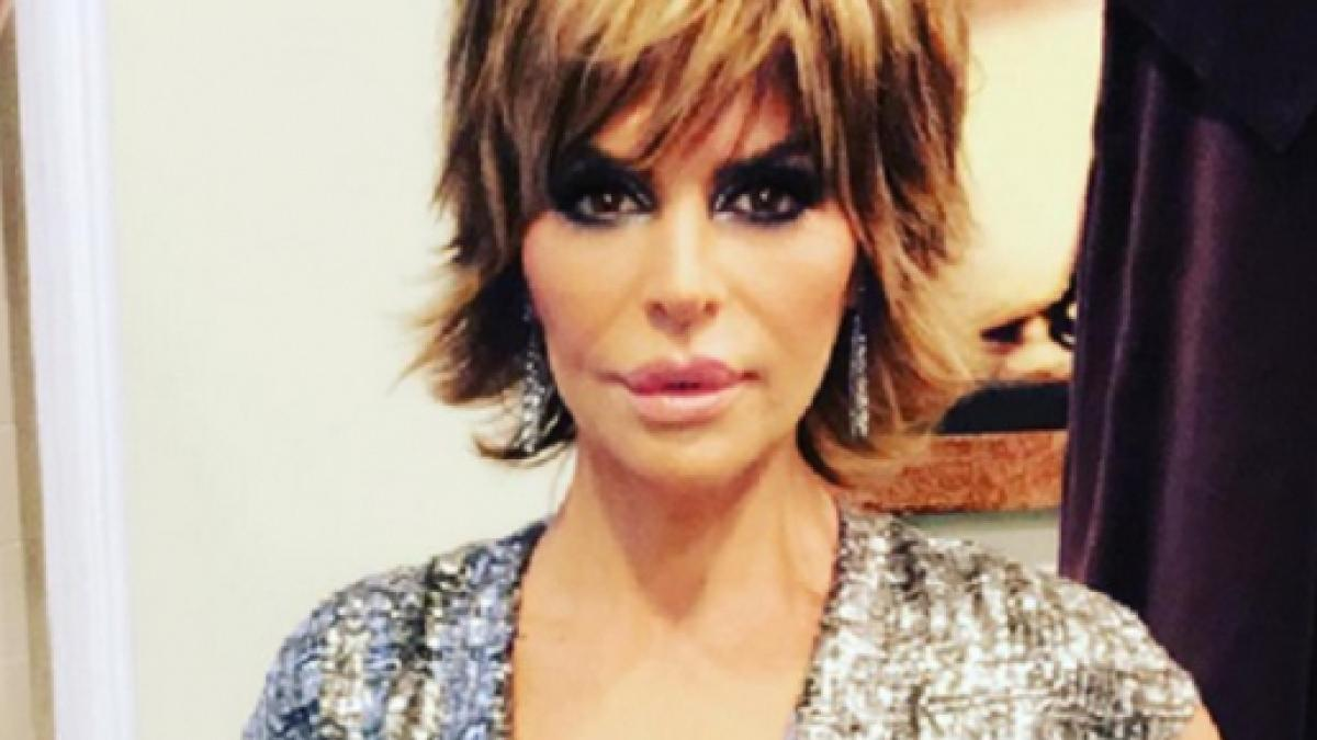 Leaked Lisa Rinna nude photos 2019