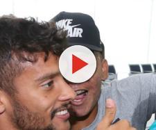 Palmeiras, Fluminense e Gustavo Scarpa tentam acordo antes da Copa do Mundo (Foto: Globo. com)