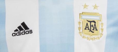Camisa da Seleção Argentina, país do jogador