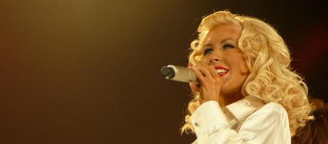 Christina Aguilera -- Image Credit: Moesi | Wikipedia Commons