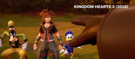 'Kingdom Hearts 3' in action. - [Image Credit: IGN / YouTube screencap]