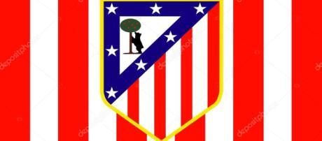 Pabellón club de Fútbol Atlético Madrid, España — Foto editorial ... - depositphotos.com