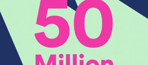 50 millones son los usuarios que navegan en Apple Music cada mes