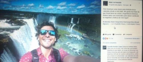 Alan Estrada, de cantante y actor, a youtuber de viajes - blastingnews.com