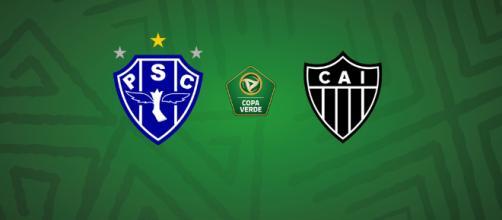 Copa Verde: Paysandu x Atlético-ES ao vivo