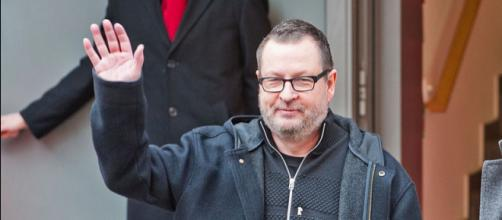 "Director Lars von Trier after the press conference of ""Nymphomaniac"" at the 2014 Berlin Film Festival (Image credit – Siebbi, Wikimedia Commons)"