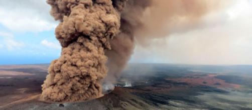 Eruzione vulcano Kīlauea (credit: Panorama)