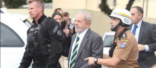 Ex-presidente foi preso no dia 7 de abril pela Polícia Federal
