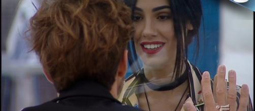 Giulia de Lellis piange per Andrea