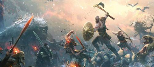 God of War es top en el mercado
