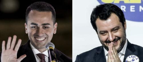 Governo: segui il Live delle trattative di giornata tra Di Maio e Salvini