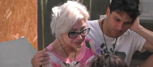 """Grande Fratello 15"""", Lucia Bramieri piange al ricordo del marito ... - mediaset.it"""