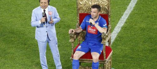 Il trono di Del Piero è etetno