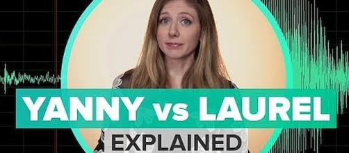 Is it Yanny or Laurel? [Image: CNET/YouTube screenshot]