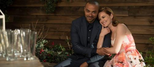 Jackson ed April FONTE: Spoiler tv