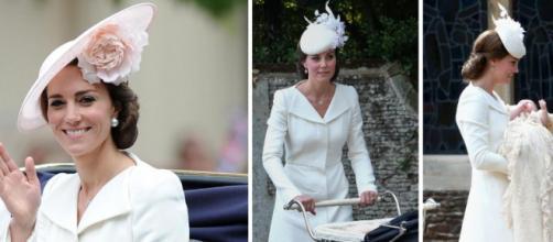 Kate ricicla l'abito ancora una volta - repubblica.it