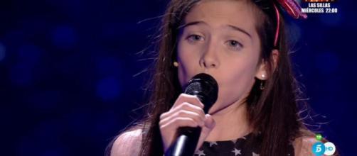 La Voz Kids: Melani gana la final con Melendi