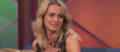 Leah Messer appears on 'Teen Mom 2.' [image source: MTV/YouTube]