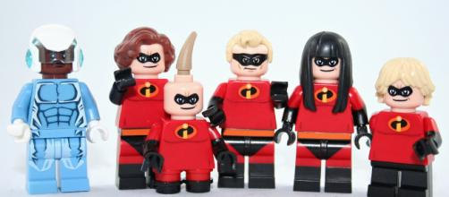 Lego The Incredibles | L-R Frozone Elastigirl Jack-Jack Parr… | Flickr - flickr.com
