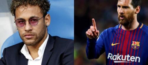 Lo que opina Messi del posible fichaje de Neymar al Madrid