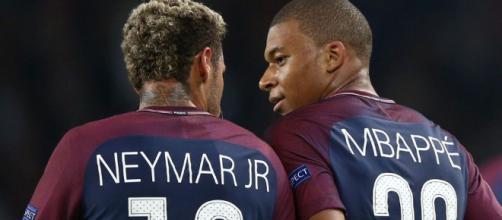 Mbappé : «Neymar se comporte comme un grand frère avec moi» - Le ... - leparisien.fr