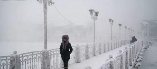 ¿Conoces el pueblo más frío del mundo?
