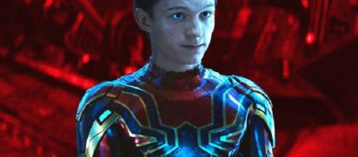 Parker siemprese identifica y se expone al peligro de Stark.