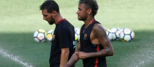 PSG : le Barça fait douter Neymar - Le Parisien - leparisien.fr
