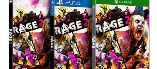 Rage 2 para PC, PS4 y Xbox One muestra su primer gameplay