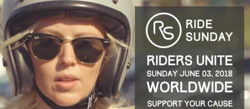 Ride Sunday 2018 domenica 3 giugno.