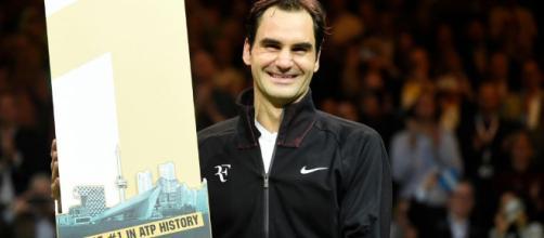 Roger Federer redevient n°1 mondial en accédant aux demi-finales ... - eurosport.fr