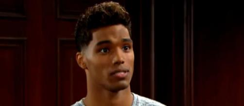 Rome Flynn leaves Zende and B&B behind to protray R.K. on HANN.(Image via CBS BB Zende/Youtube).