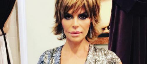 'The Real Housewives of Beverly Hills' star, Lisa Rinna (Photo credit: Instagram/Lisa Rinna).