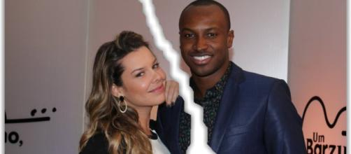 Thiaguinho e Fernanda Souza podem estar com problemas no casamento