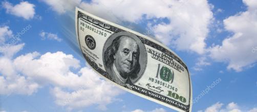 Y el dólar, volando por los cielos