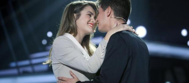Amaia y Alfred, representantes de España en Eurovisión 2018