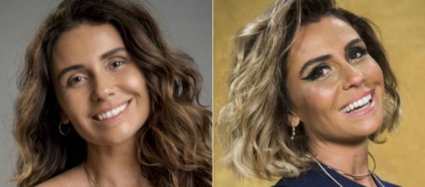 Após 18 anos, Luzia retorna deslumbrante para se vingar de Karola em Segundo Sol (Foto: TV Globo)