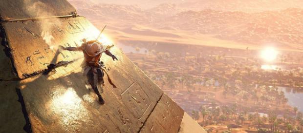 Assassin's Creed Origins - Image Credit: Flickr - BagoGames - CC0