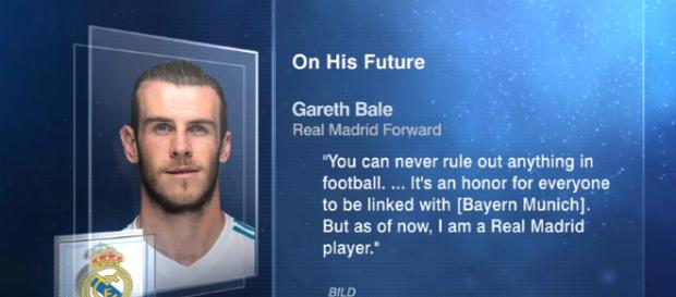 Gareth Bale is just one of many great players not going to Russia for World Cup 2018. [image source: ESPN - YouTube]