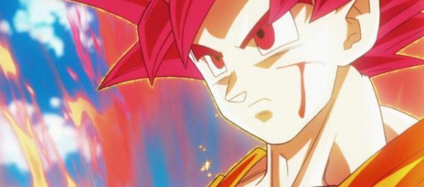 goku super saiyajin dios rosa | DRAGON BALL ESPAÑOL Amino - aminoapps.com