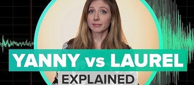 Is it Yanny or Laurel? [Image: CNET/YouTube screenshot]