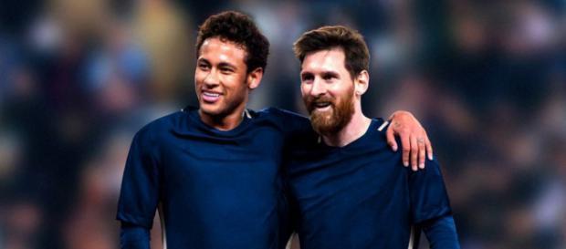"""Messi: """"Sería terrible ver a Neymar en el Real Madrid"""""""