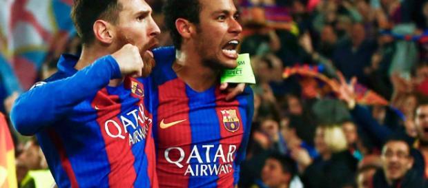 Messi se lanza contra Neymar y el Real Madrid