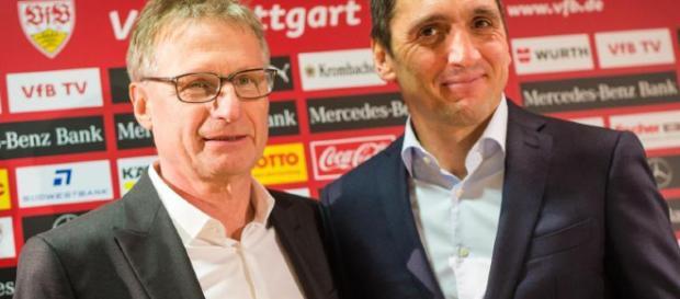 Reschke und Korkut stabilisierten und führten den VfB auf Rang 7