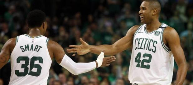 Smart Returns and the Celtics take Game 5 - lockedonceltics.com