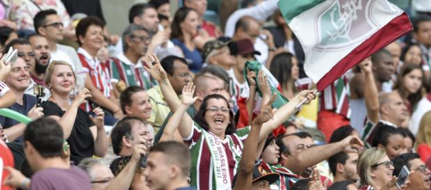 Torcida lança campanha para treino nas Laranjeiras na véspera de confronto diante do Atlético-PR (Foto: Portal Fim de Jogo)