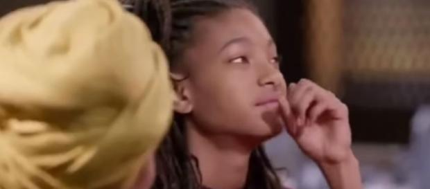Willow Smith talks about self- harm - Red Table Talk via MASSHENDRIX | YouTube