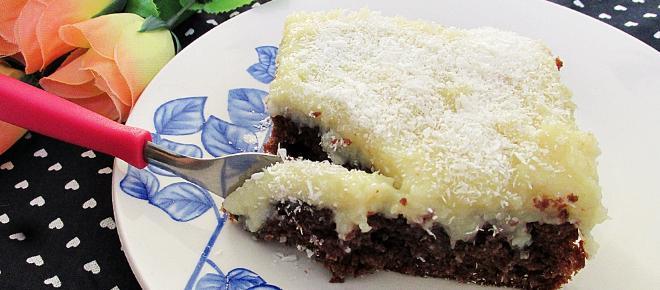 Receitas de bolo de coco low carb fáceis de fazer